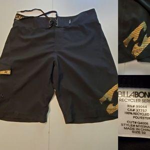 32   BILLABONG   RECYCLER SERIES Board Shorts
